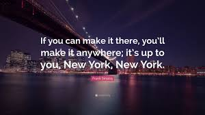 Inspiration - New York